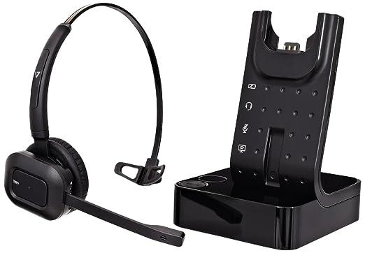 V7 hsw100 – 1E de oficina inalámbrico (DECT – Auricular (anulación, tecla de