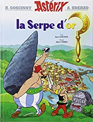 Astérix - La serpe d'Or - n°2