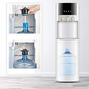 H&RB Automático Submarino Automático Subacuático Cubo Agua Dispensador Vertical Caliente Y Fría Oficina En Casa: Amazon.es: Hogar