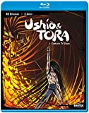 Ushio & Tora contains episodes 1-39. Ushio always ignored his father's crazy tales about the temple where they live. All that talk of restless souls and vicious monsters are nothing more than stories, right? However, Ushio quickly rethinks his po...