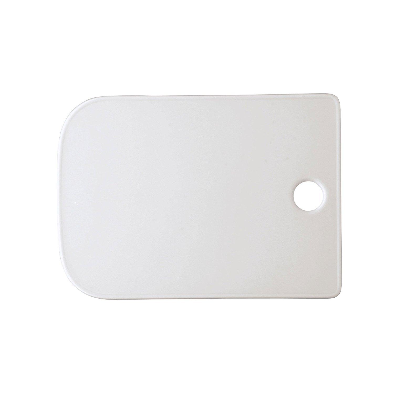 Tablett Arzberg Form 1382 Frühstücksbrettchen White 21 cm Porzellan Brett