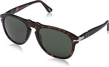 eee9ee6f8d Persol Men s 0PO0649 Round Sunglasses