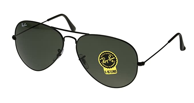 4194bd987c Amazon.com  Ray-Ban Men s 3026 L2821 Aviator