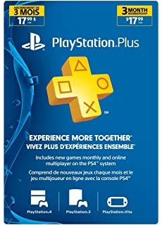 Amazon.com: 12 meses Playstation Plus Psn Membership Card ...