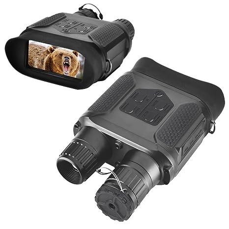 Landove - Binocular de visión Nocturna Digital para Caza 7 x 31 con 2 Pulgadas TFT, ...