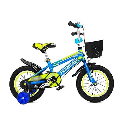 DT Bicicleta para niños de 2 a 8 años de Edad. Hombres y Mujeres.