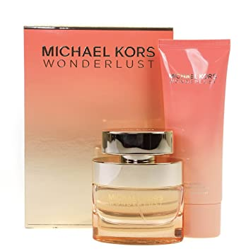 Amazon.com   Michael Kors Wonderlust 50ml Eau De Parfum Perfume and 100ml  Body Lotion Gift Set   Beauty b07ea01526921