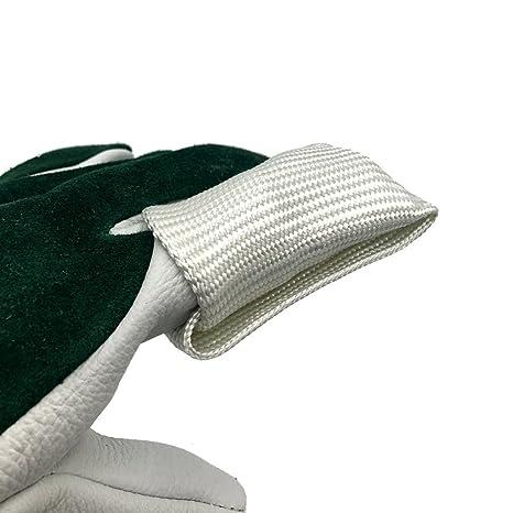 Schild Hitzeschild für Schweißerhandschuhe 15cm TIG Finger Welding Heat Shield
