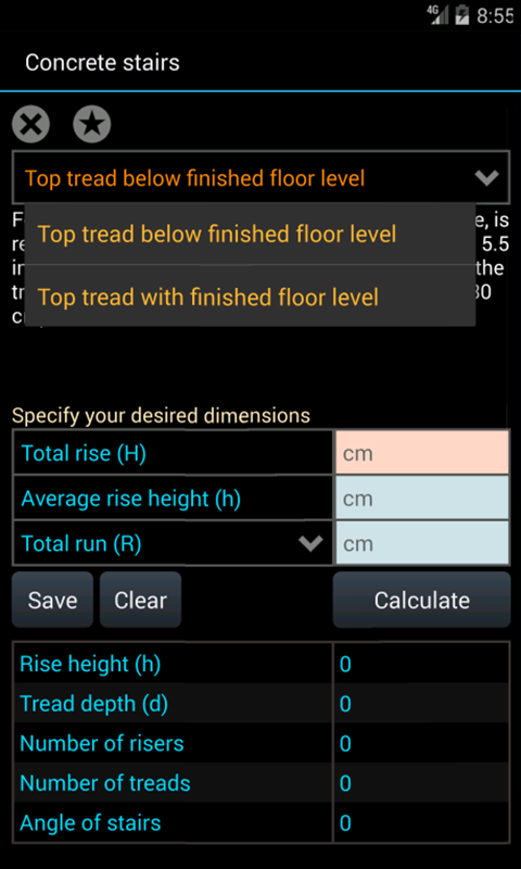 Amazon com: Fast Stairs Calculator: Appstore for Android