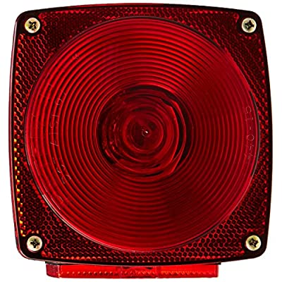 Peterson Manufacturing V440L Combination Stop and Tail Light - Left / Driver Side: Automotive