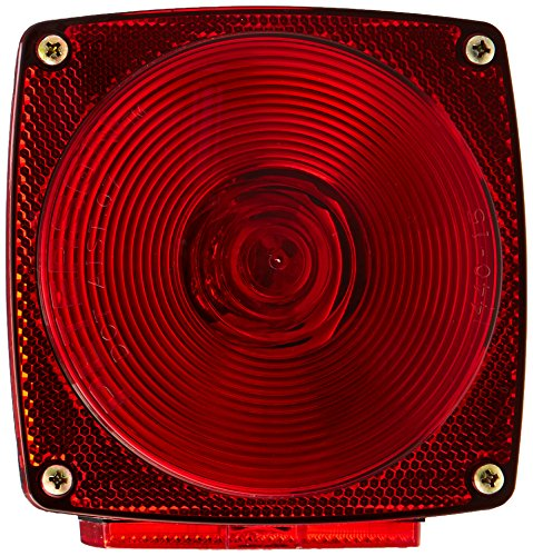 Peterson Manufacturing V440L Combination Stop and Tail Light - Left / Driver -