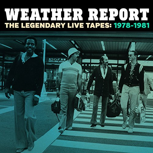 Weather Report-The Legendary Live Tapes 1978-1981-4CD-FLAC-2015-NBFLAC Download