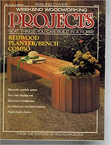 Weekend Woodworking Projects: Neat Things You Can Build in a Hurry ...
