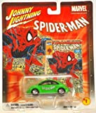 Johnny Lightning Marvel Series Spider-Man 1998 VW Beetle