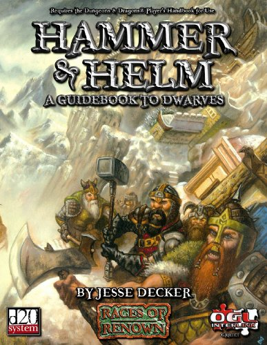 Hammer & Helm (d20 System) (Races of Renown)