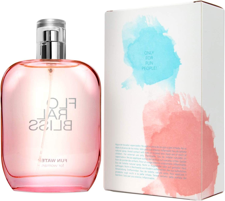 Fun Water Floral Bliss - Fragancia para mujer (100 ml): Amazon.es: Belleza