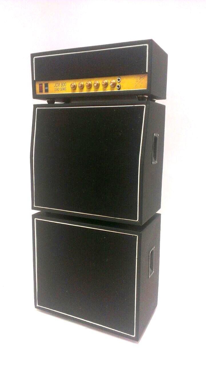 Mini amplificador triple para colectores: Amazon.es: Instrumentos musicales