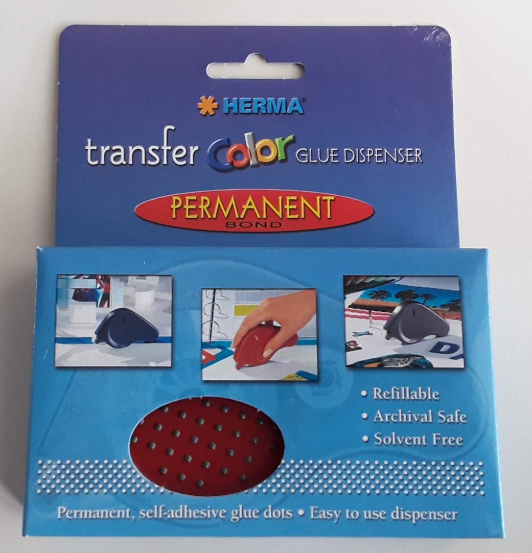 Herma Transfer Color Glue Dispenser Permanent
