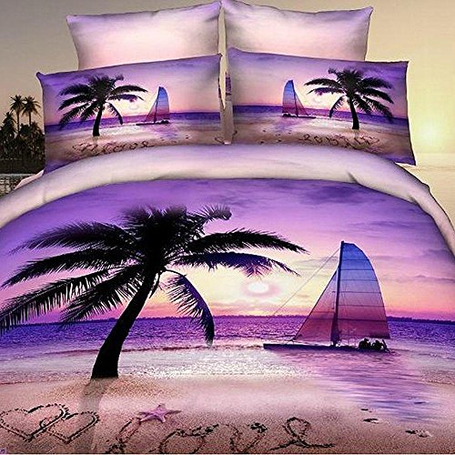 61qBO9PCwxL The Best Palm Tree Comforter and Bedding Sets