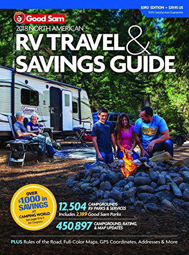 The Good Sam Rv Travel   Savings Guide  Good Sams Rv Travel Guide   Campground Directory