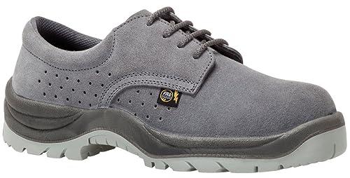 Fal Zapato Seguridad Serraje Sella S1+SRC+Ci+P