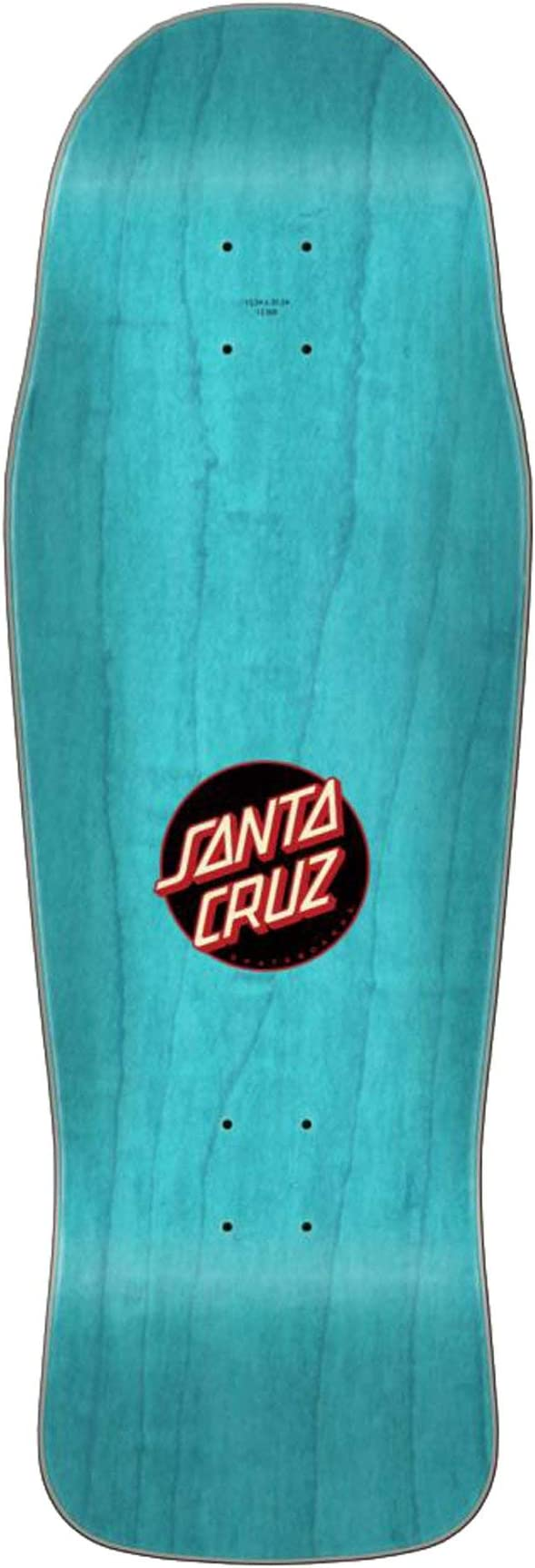 Amazon.com: Santa Cruz Winkowski Ghost Pre Issue - Patines ...