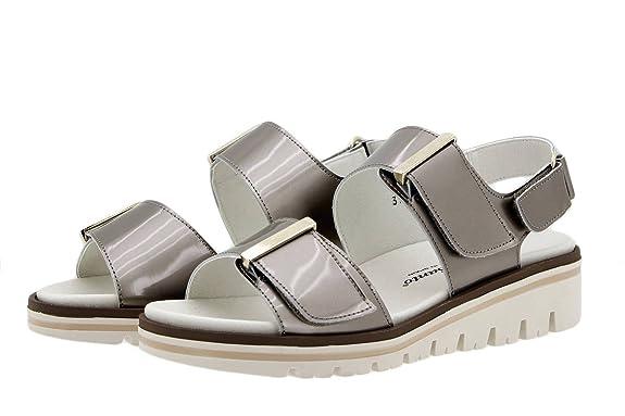 Besuchen Online Komfort Damenlederschuh 1777 Sandale mit Herausnehmbarem Fußbett Bequem Breit PieSanto Mehrfarbig Günstig Kaufen Offizielle Seite 2018 Neue Online 9YxbnbQzG