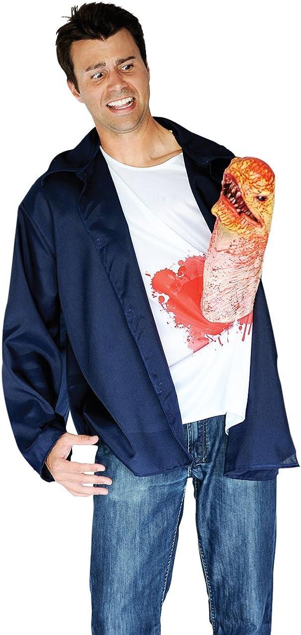 Alien Parasite Chest Costume Accessory