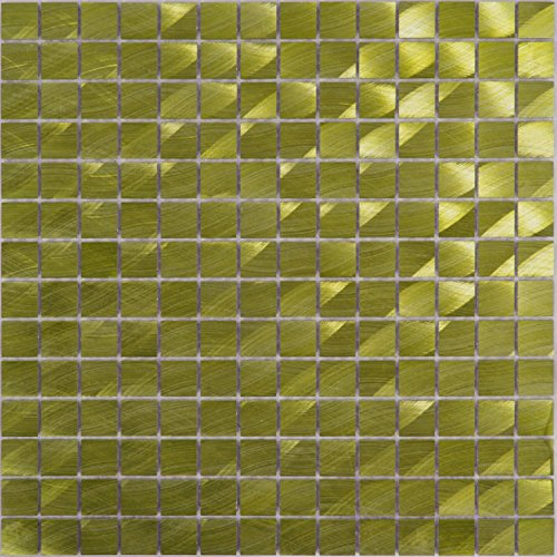 Gold Metal Tile - 5