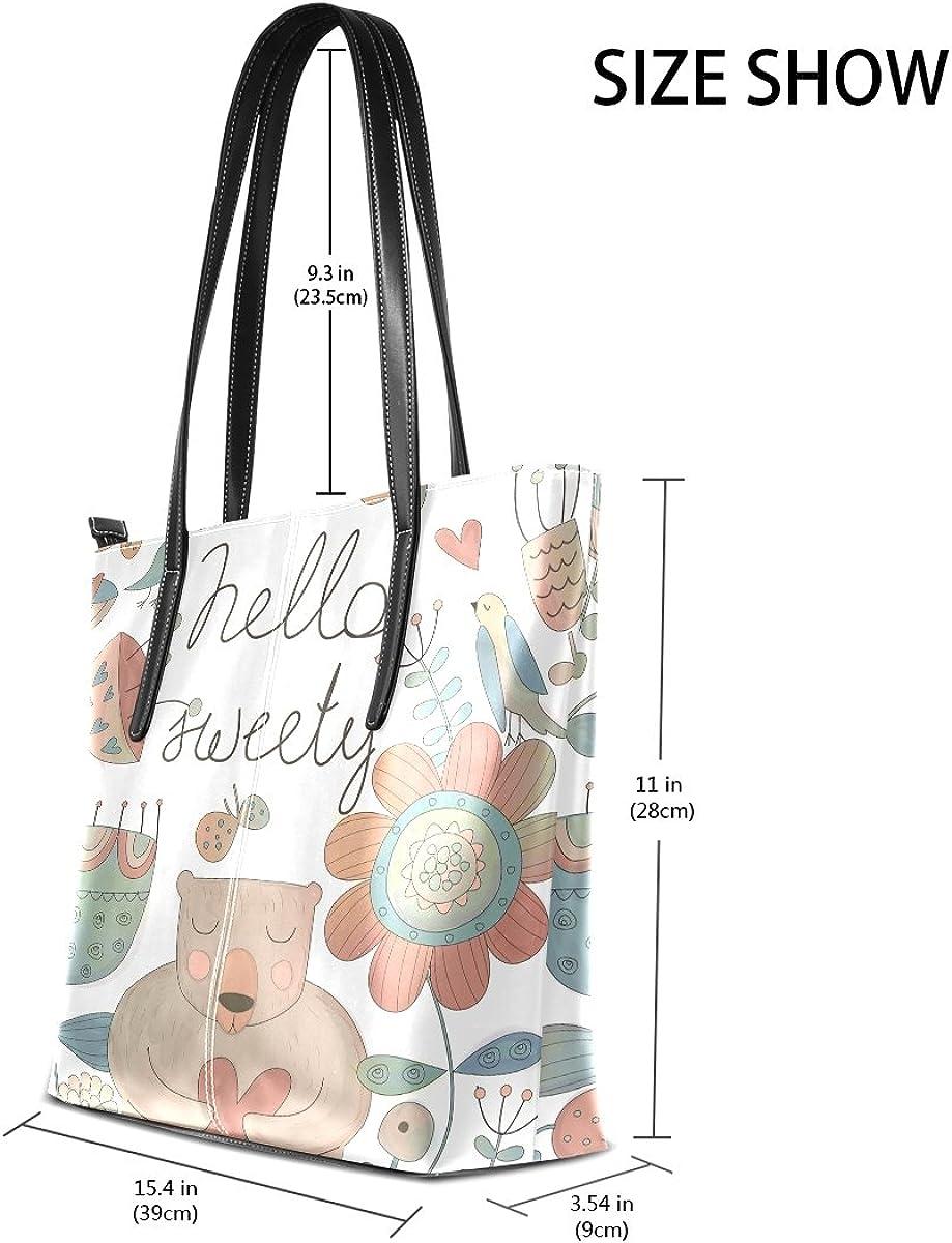 Womens Leather Handbags C Purses Shoulder Tote Bags Satchel