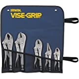 IRWIN VISE-GRIP Original Locking Pliers Set, 5 Piece Set, 68