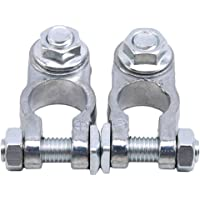 TXSD Auto-accuklemmen Connectoren Klemmen roestvrijstalen accuklemklemmen Connectoren