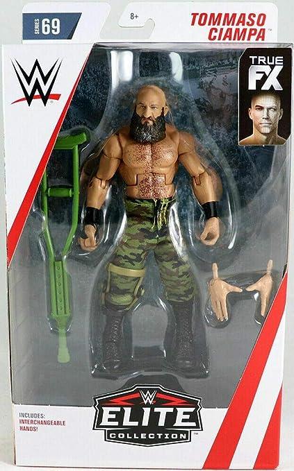Tommaso Ciampa WWE Elite 69 Mattel Toy Wrestling Action Figure
