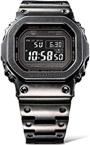 CASIO G-SHOCK Full Metal Vintage Style Black Aged IP Limited Edition GMW-B5000V-1