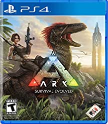 Charming ARK: Survival Evolved PS4