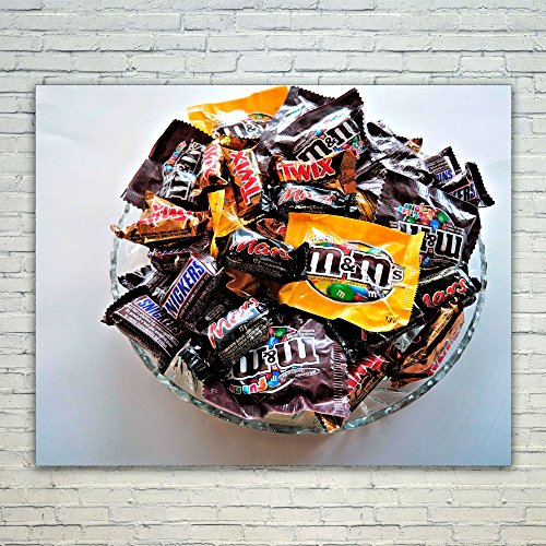 Westlake Art Poster Print Wall Art - Confectionery Product - Modern Picture Photography Home Decor Office Birthday Gift - Unframed - (Coke Can Halloween Costume)
