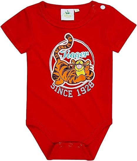 Winnie the Pooh und Tigger T-Shirt Jungen Kurz