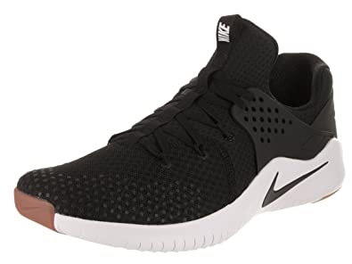 best service 8b27d ffc13 Nike Men s Free Tr V8 Black Black White Black Training Shoe (8.5 D US