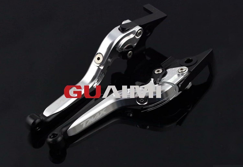 Moto Conjunto de palanca de embrague y freno para Yamaha T-MAX XP500 2008-2012 XP530 2013-2017: Amazon.es: Coche y moto