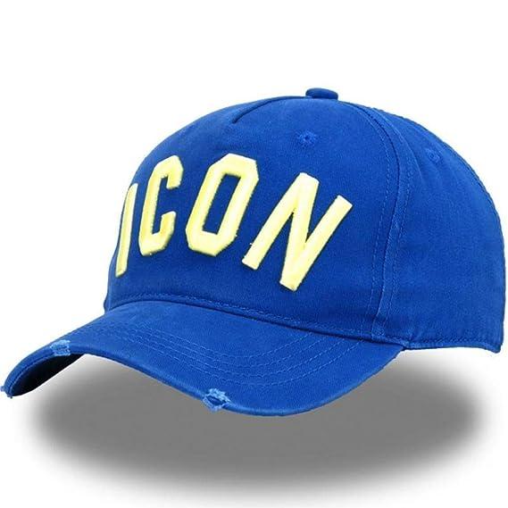 FBXYL Gorras De Béisbol De Algodón Icon Logotipo Letras Dsq Gorra ...
