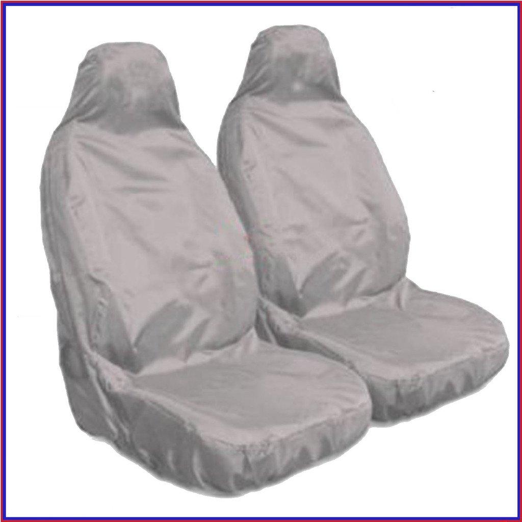 FREELANDER MK1 1997-2006 Pair Of Waterproof seatcovers Grey