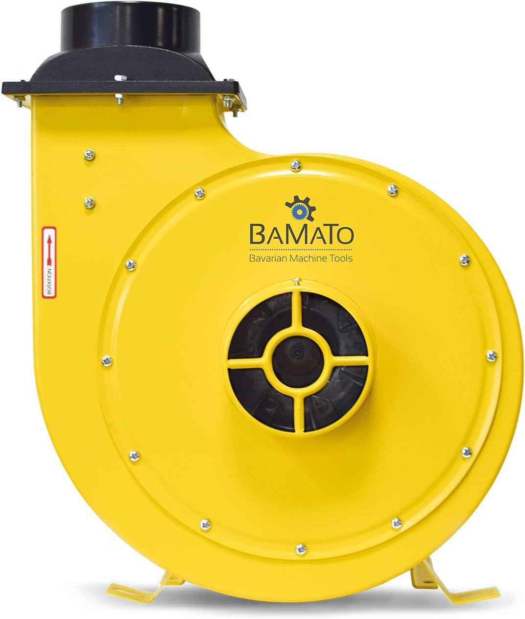 400 V Y-Adapter Absauganlage BAMATO Radialventilator AB-300 inkl