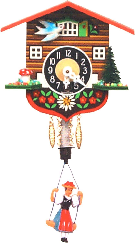 Bouncing Girl Cuckoo Clock Pendulum