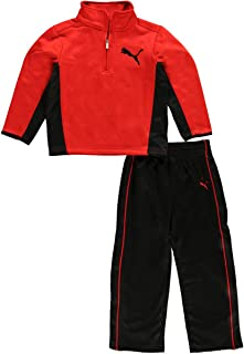 Puma Little Boys' Toddler 'Bring Heart' 2-Piece Outfit