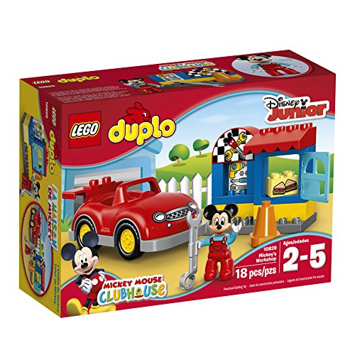 LEGO DUPLO Mickey's Workshop