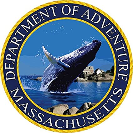 Amazon com: Massachusetts Sticker - The MS Department of