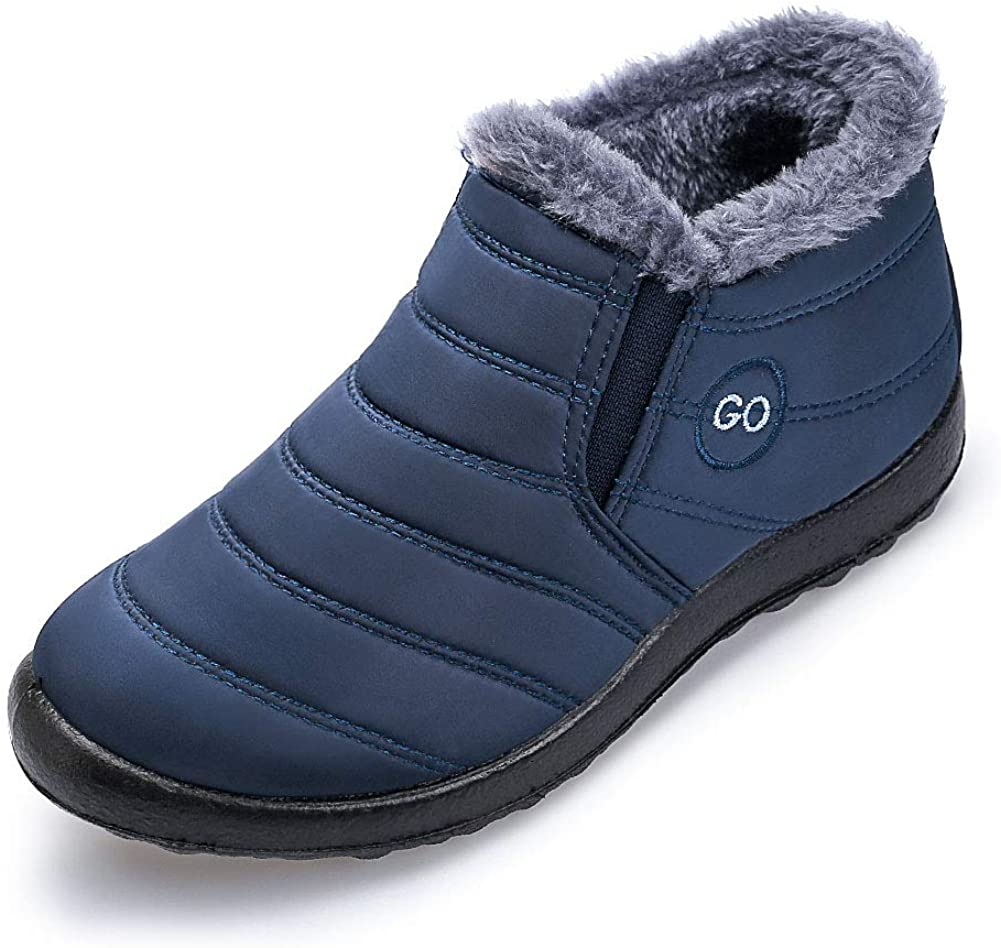 Outdoor Winter Shoes Plus Size   Snow Boots
