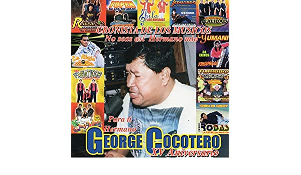 Homenaje a George Cocotero by Various artists on Amazon Music - Amazon.com