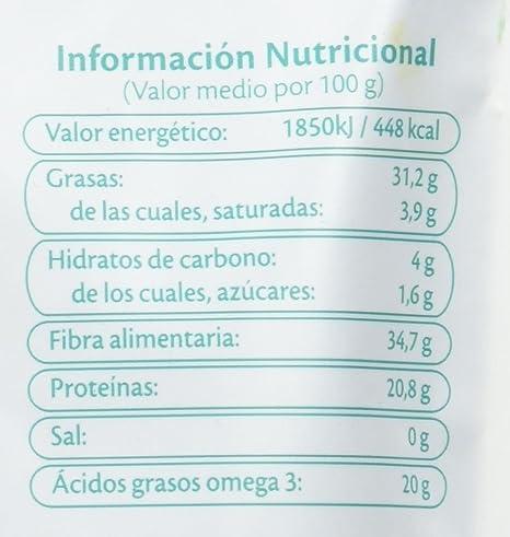 SOS Vidasania Chía – 200 g: Amazon.es: Alimentación y bebidas