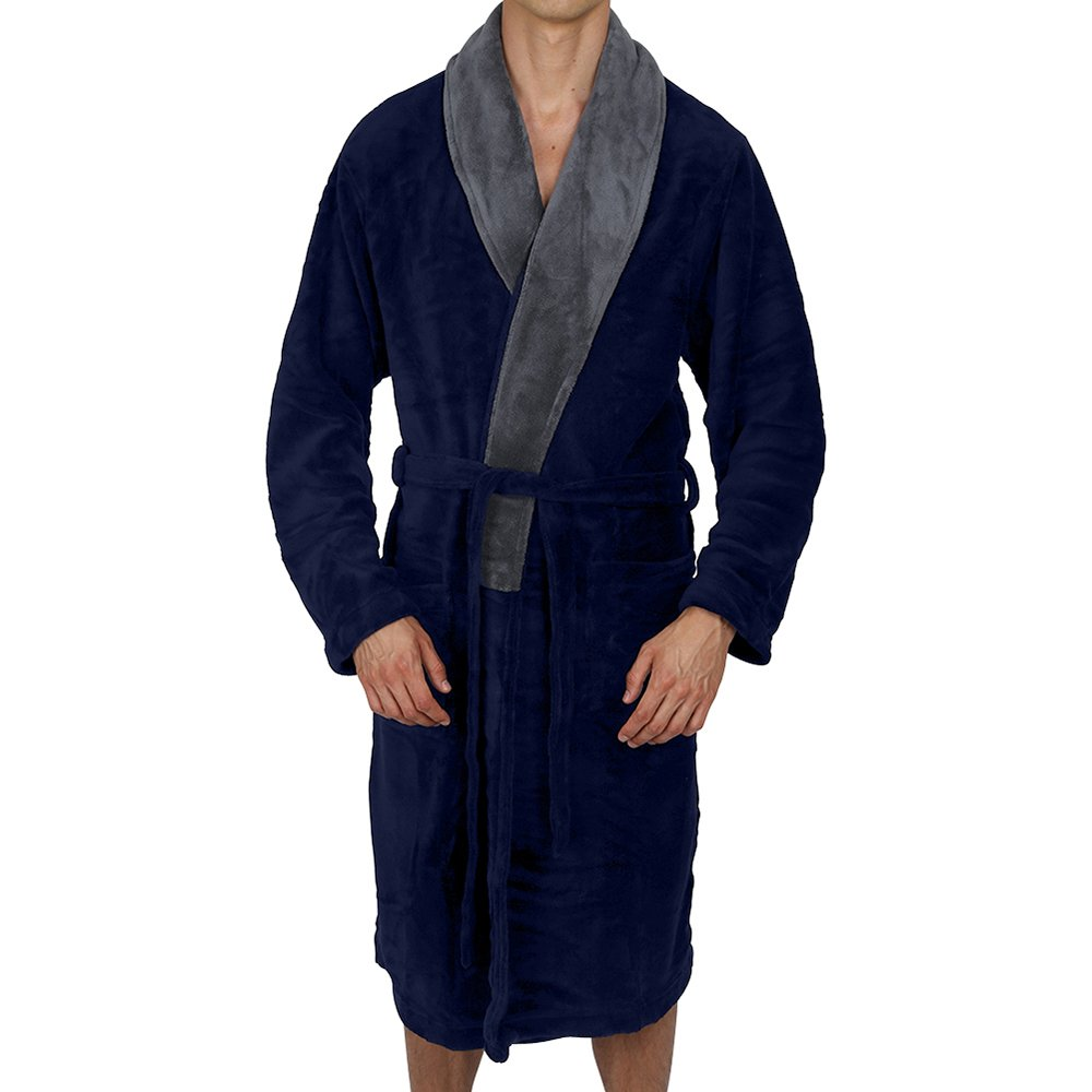 Regency New York Fleece Robe